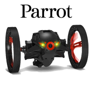 un Drone Parrot Jumping Sumo
