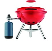 Un Barbecue � Gaz Rouge Bodum